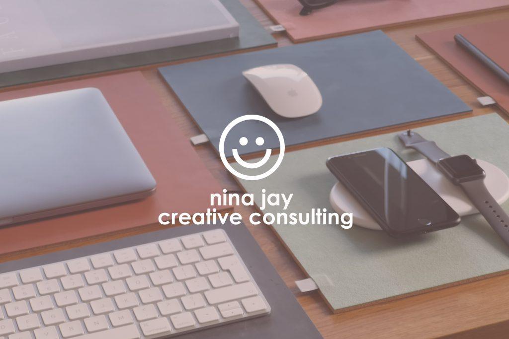 Nina Jay Creative Consulting Logo