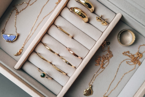 Golde New York Jewelry Box