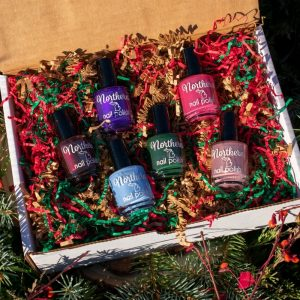 Northern Nail Polish packaging