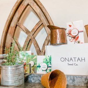 Onatah Seed Co seeds