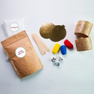 Poppikit baking supplies