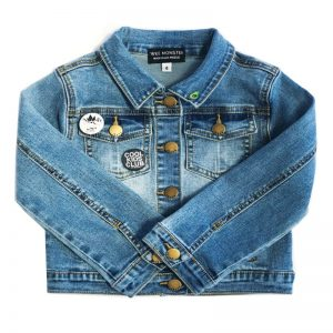 Recess Ready denim jacket