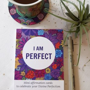 Designs by Loveleen affirmation cards