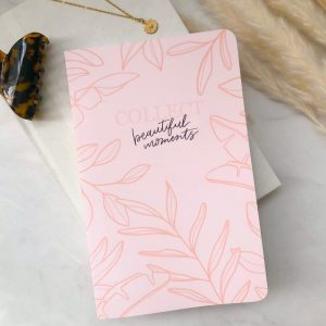 TYPEHAYLEY Collect Beautiful Moments Notebook