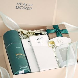 PEACHBOX CO. Winter Green