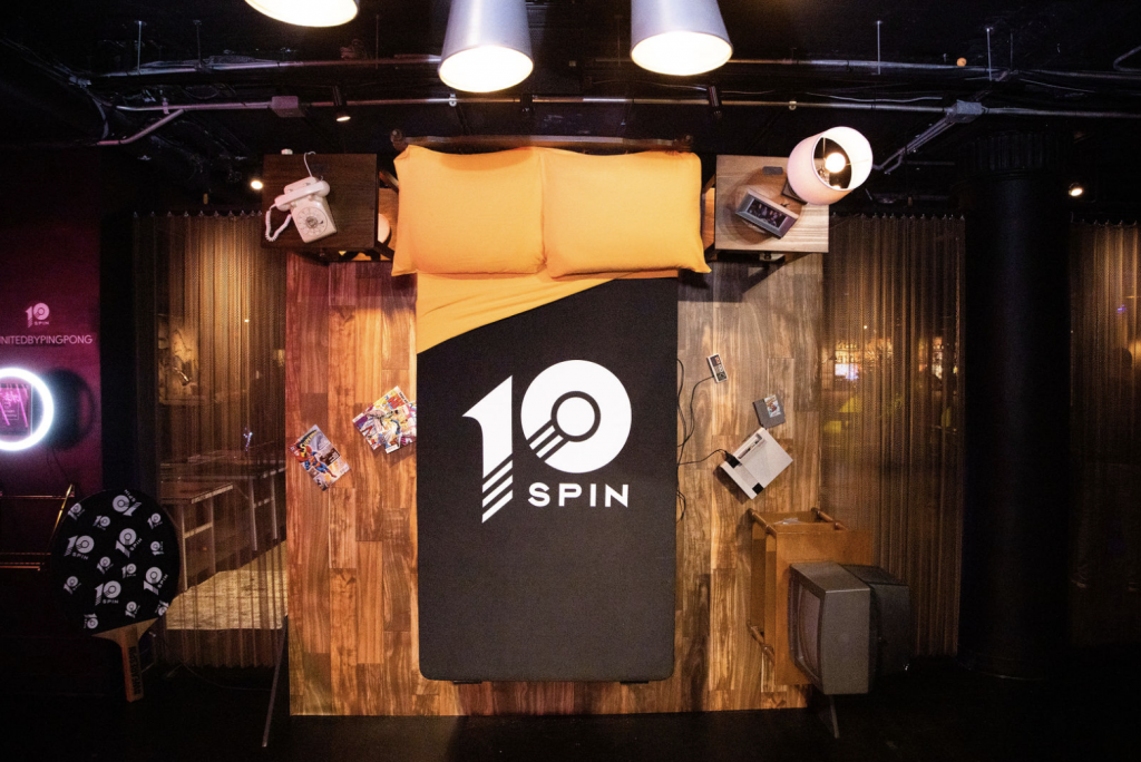 SPIN collaboration