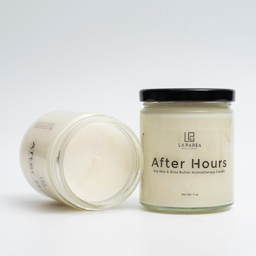 La Parea Wellness Candle After Hours