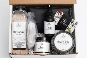 La Parea Wellness Self Care Box