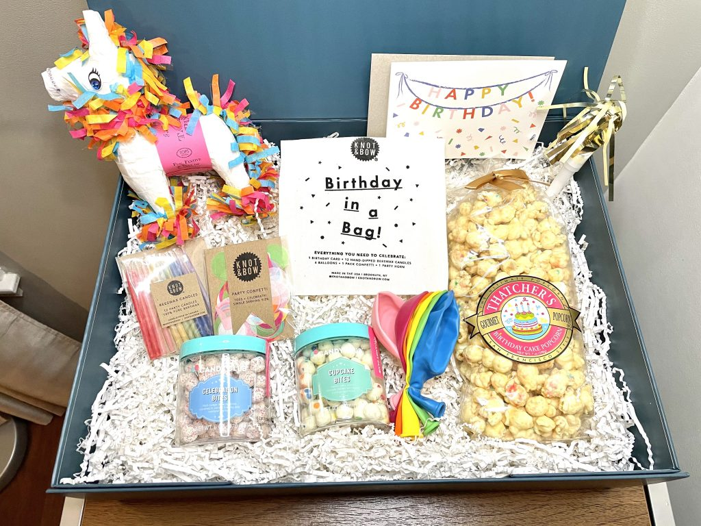 The Collection Birthday Box