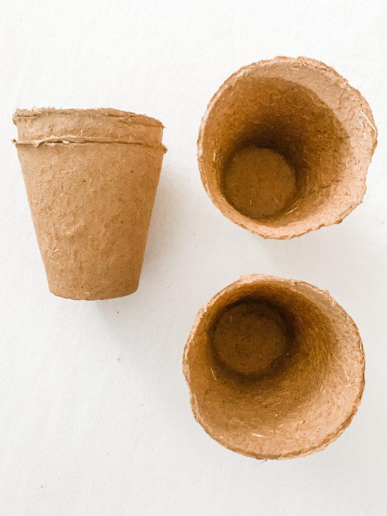 Compostable pots